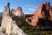 Garden Of The Gods Wall