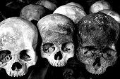 Khmer Rouge Victims