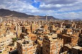 Sanaa, la capital de Yemen