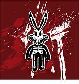 bones rabbit