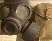 Wwii World War (2) Two Gas Mask