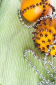 Decoração e Natal laranja