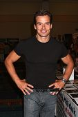 LOS ANGELES - AUG 4:  Antonio Sabato Jr appearing at the
