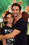 LOS ANGELES - AUG 5:  Gilles Marini arrives at the