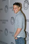 BEVERLY HILLS - MARCH 7: Theo Rossi arrives at the 2012 Paleyfest