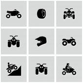 Iconos de ATV