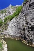 Turzii Canyon in Transylvania, Romania, Europe