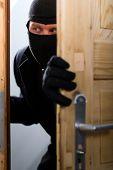 stock photo of theft  - Security  - JPG