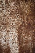 rusty metal background closeup