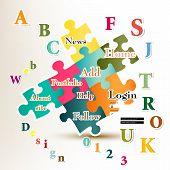 Web Vector Page Design