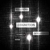 stock photo of cognitive  - COGNITION - JPG