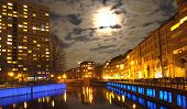Spree River At Night