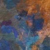 abstrato arte pintada de fundo