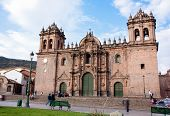 Cathedral Of Santo Domingo, Cusco, Peru