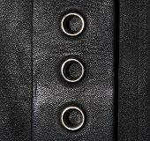 Leather Clinches Background