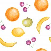 Fruits Background