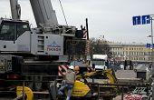 Repair Of The Carriageway Of The Bridge