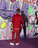LOS ANGELES - DEC 18:  Justin Bieber at the