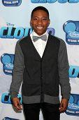LOS ANGELES - DEC 18:  Carlon Jeffrey at the Premiere Of Disney Channel's