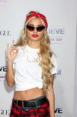 LOS ANGELES - DEC 18:  Pia Mia at the