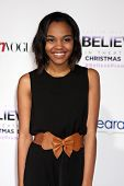 LOS ANGELES - DEC 18:  China Anne McClain at the