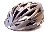 Bicycle Helmet Isolated