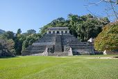 pic of mayan  - Some mayan ruins in Palenque - JPG
