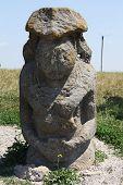 ancient sculptures