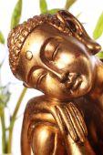 Gold Buddhist Statue