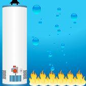 Water Heater Background