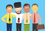 Bric Businessmen / Future Economies