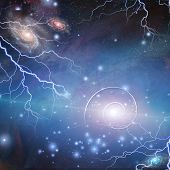 Time Space Quantum Particles