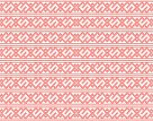 Seamless Knitted Pattern for christmas design