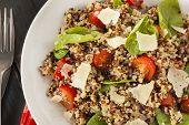 Healthy Vegetarian Quinoa Salad