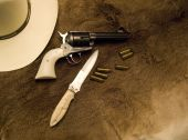 Old Western Weapons