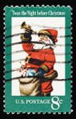 Christmas Santa 1972