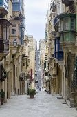 A cityview of La Valetta, Malta