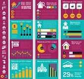 stock photo of family planning  - Real Estate Infographics - JPG