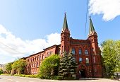 Nautical School (former St George Hospital, 1897), Kaliningrad, Russia