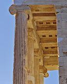 Athena Niki temple (detail), acropolis Athens Greece