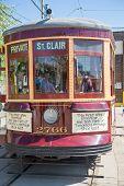 Vintage Peter Witt Ttc Streetcar, Toronto Heritage