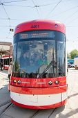 Brand New Bombardier Streetcars For Toronto