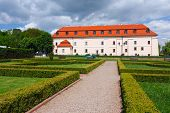 Renaissance Castle In Niepolomice, Poland