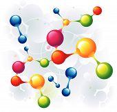 Molecule vectors