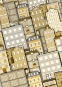 URBAN Buildings Background