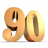 golden number - 90
