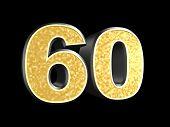 golden number 60