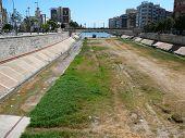 Malaga flood canal