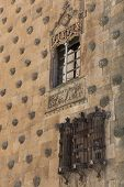 House Of The Shells, Salamanca, Castilla Y Leon, Spain