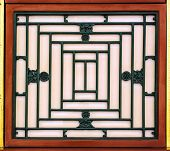 Old Chinese Window In The Summer Palace